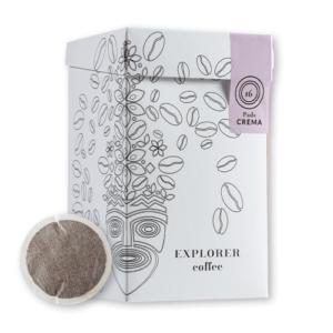 Explorer Coffee Crema Pads