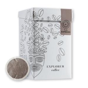 Explorer Coffee Espresso Pads