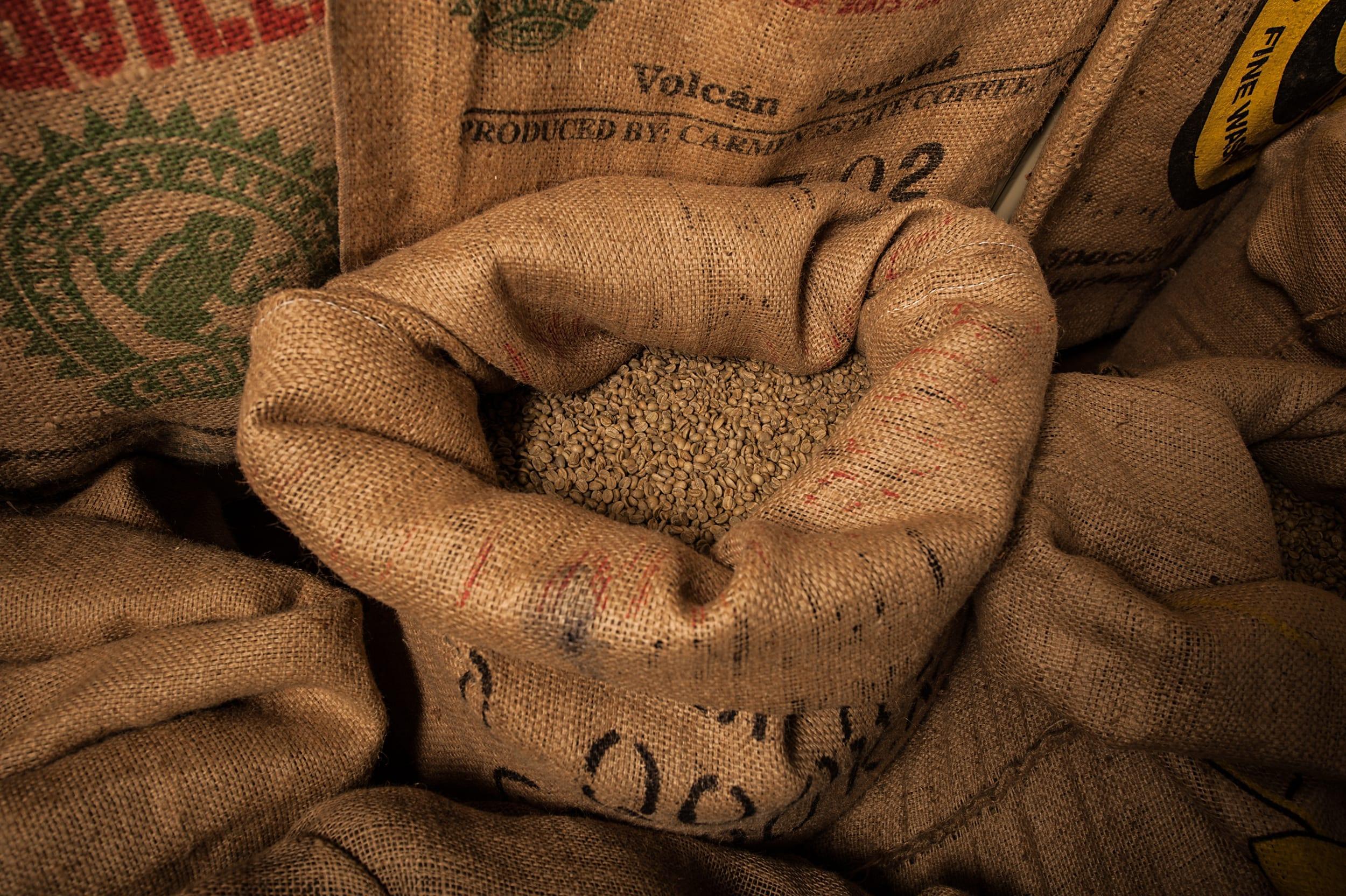 Explorercoffee, Rohkaffee aus aller Welt